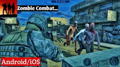 Zombie Combat Simulator Mod Apk + OBB Full Download