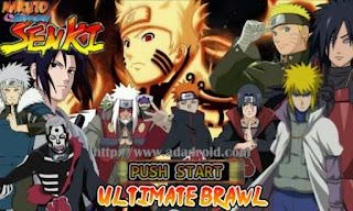 Naruto Senki Ultimate Brawl by Sandy Apk