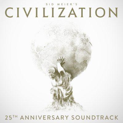 Album cover for Sid Meier's Civilization 25th Anniversary Soundtrack