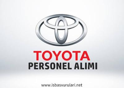 Toyota iş ilanları