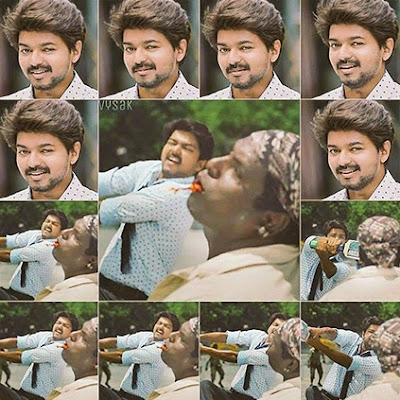 Bairavaa Teaser Released on Oct 28th and the video crossed 7 million viewers