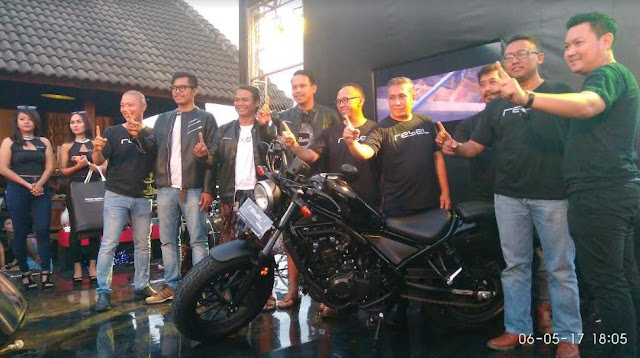 Launching-Honda-CMX-500-Rebel-Wilayah-Bali-2017