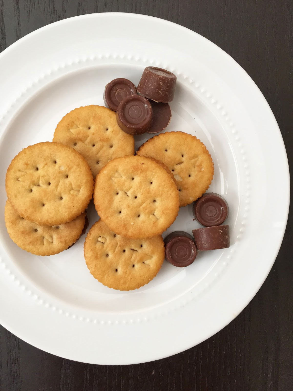 Rolo Ritz Crackers