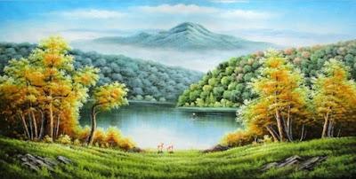 Aliran naturalisme seni lukis - berbagaireviews.com