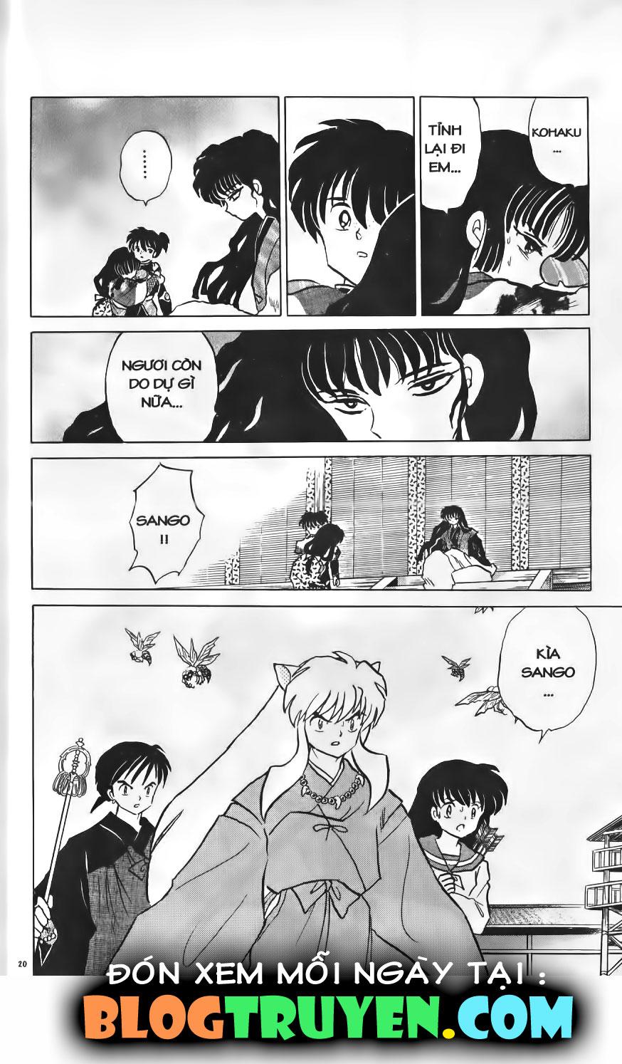 Inuyasha vol 12.1 trang 20