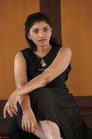 Khanishka new telugu actress in Black Dress Spicy Pics 23.JPG