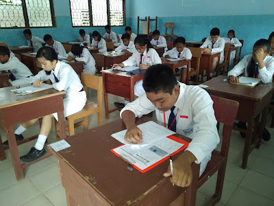 Contoh Soal dan Kunci Jawaban Simulasi UN/UNBK SMP/MTs Tahun 2018 (Bag. 6)