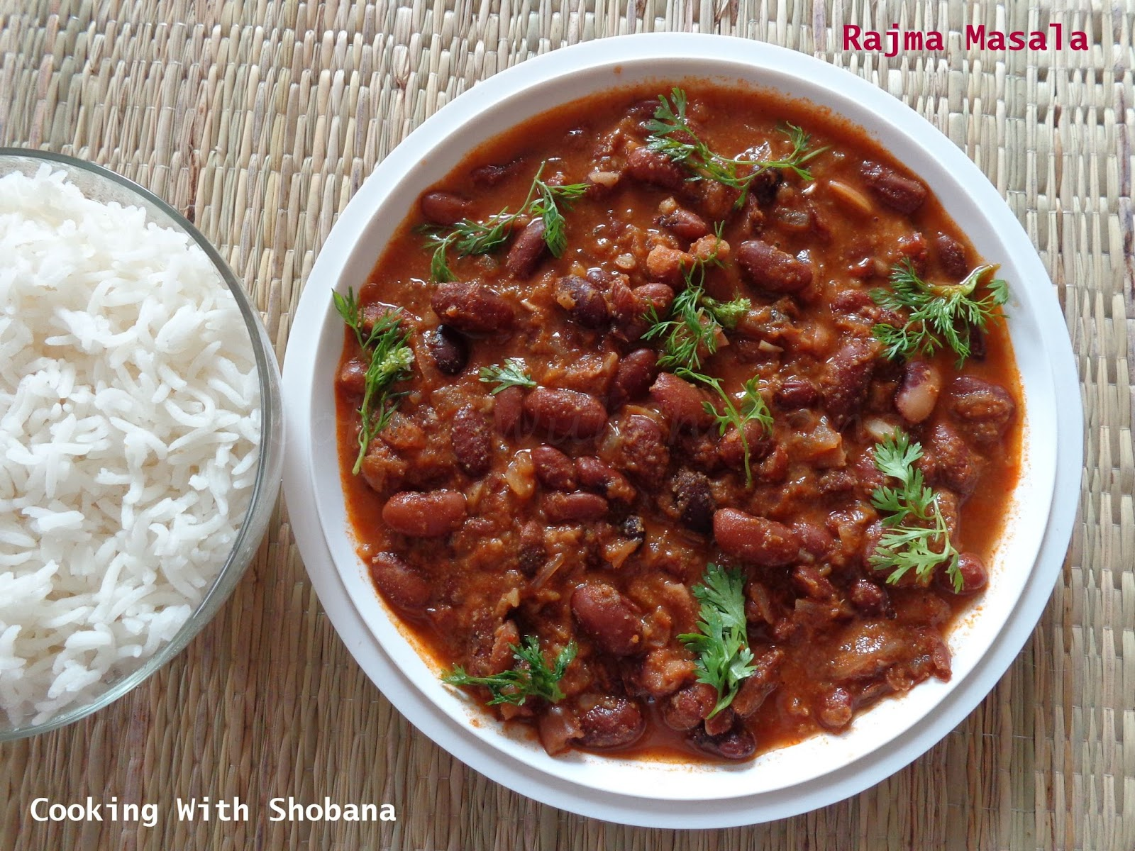 how to cook rajma in tamil