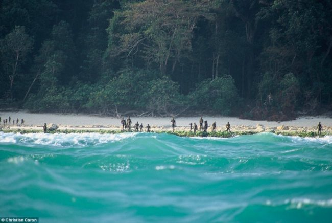People Living On Remote Island Near India Will Kill Anyone Who Tries To Come Ashore