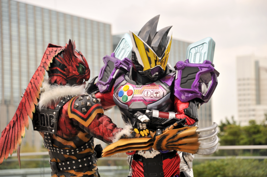 Kamen Rider Zi-O Episode 9 - Genm Master 2016