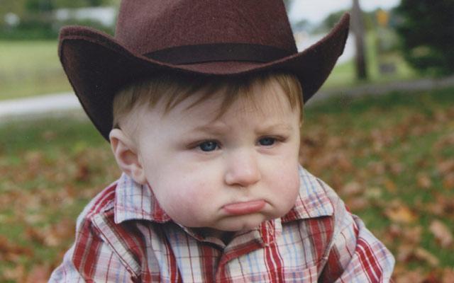 Funny Cow Boy Baby Don T Angry Him Calgary Edmonton
