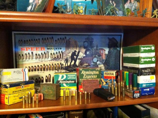 Ammunition Collection