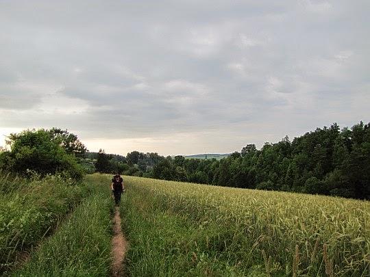 Opuszczamy Wambierzyce.