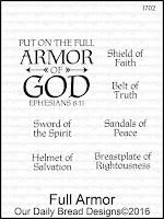 ODBD Full Armor