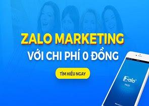 Khóa học bán hàng online Zalo marketing - chi phí 0 Đồng