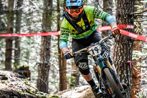 2015 Enduro World Series: Whistler, Canada - Results Richie Rude