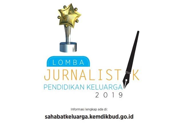 Lomba Jurnalistik Pendidikan Keluarga 2019