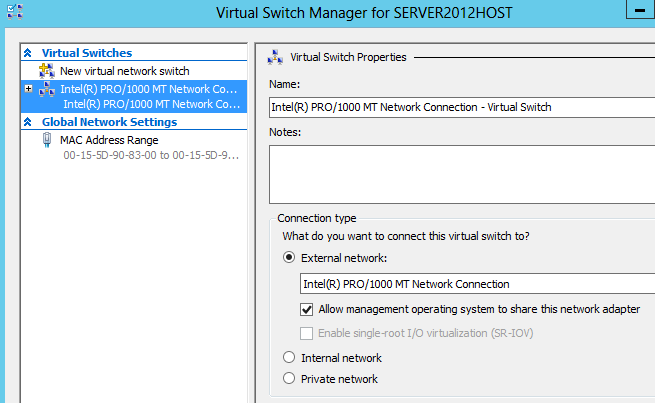 Install a Microsoft Virtual Lab on a Mac with Fusion and Hyper-V