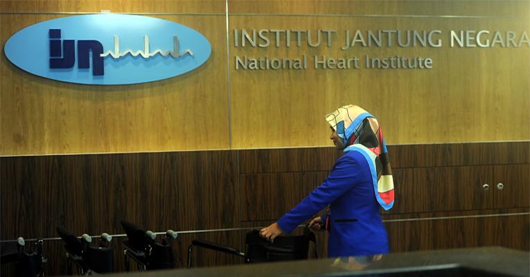 Jawatan Kosong di Institut Jantung Negara IJN