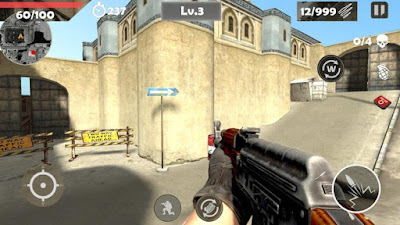 Sniper Strike Shoot Killer Game Apk