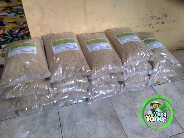 ALI MURSYID Mukomuko, Bengkulu  Pembeli Benih Padi TRISAKTI 75 HST Panen.  60 Kg atau 12 Bungkus.