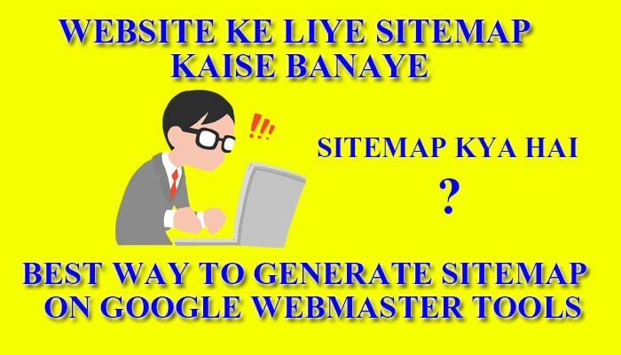 Best way to generate sitemap on google webmaster tool 2020-21