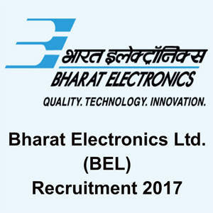 Bharat Electronics Limited (BEL) Recruitment 2018-19 for 40 Engineers Posts