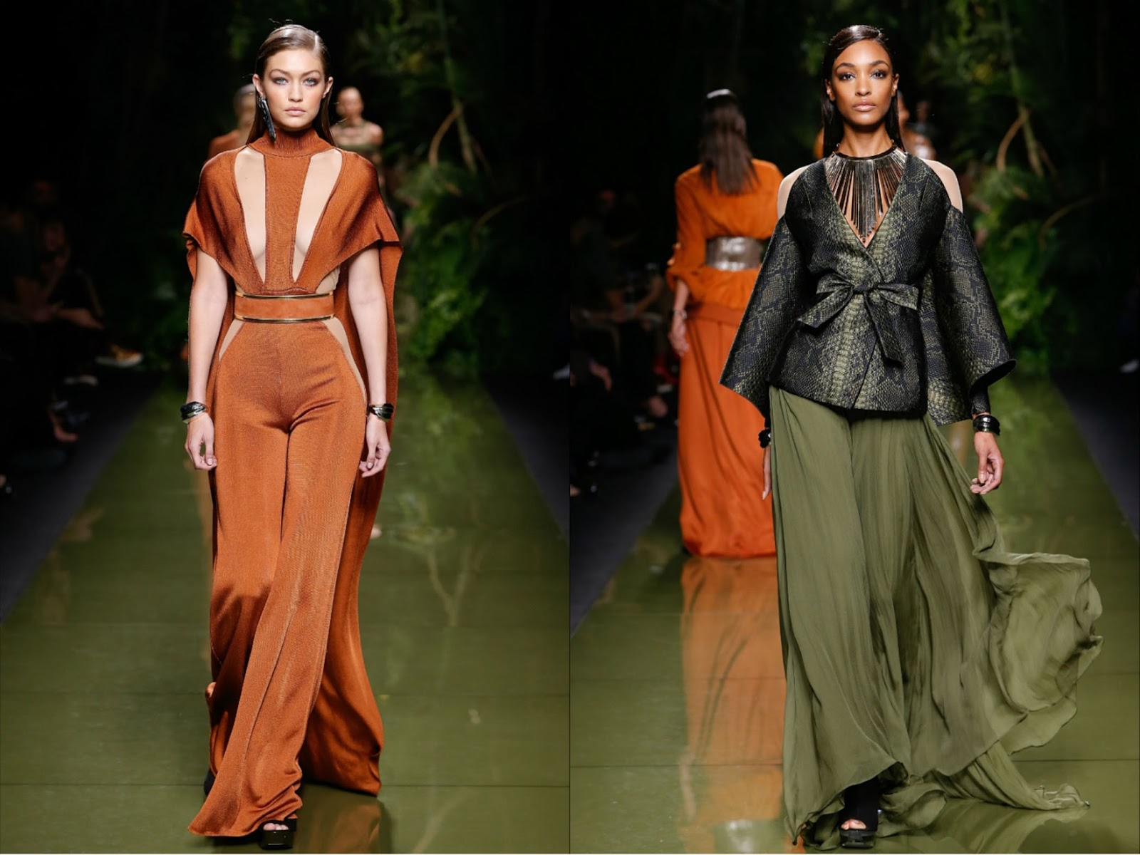 Eniwhere Fashion - Balmain - PFW