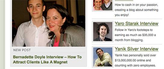 Cuida las imágenes de tu blog