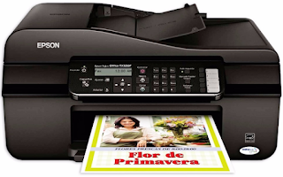 epson stylus office tx 320f Wireless Printer Setup, Software & Driver