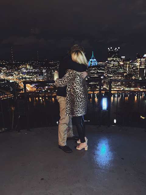 mt. washington pittsburgh engagement