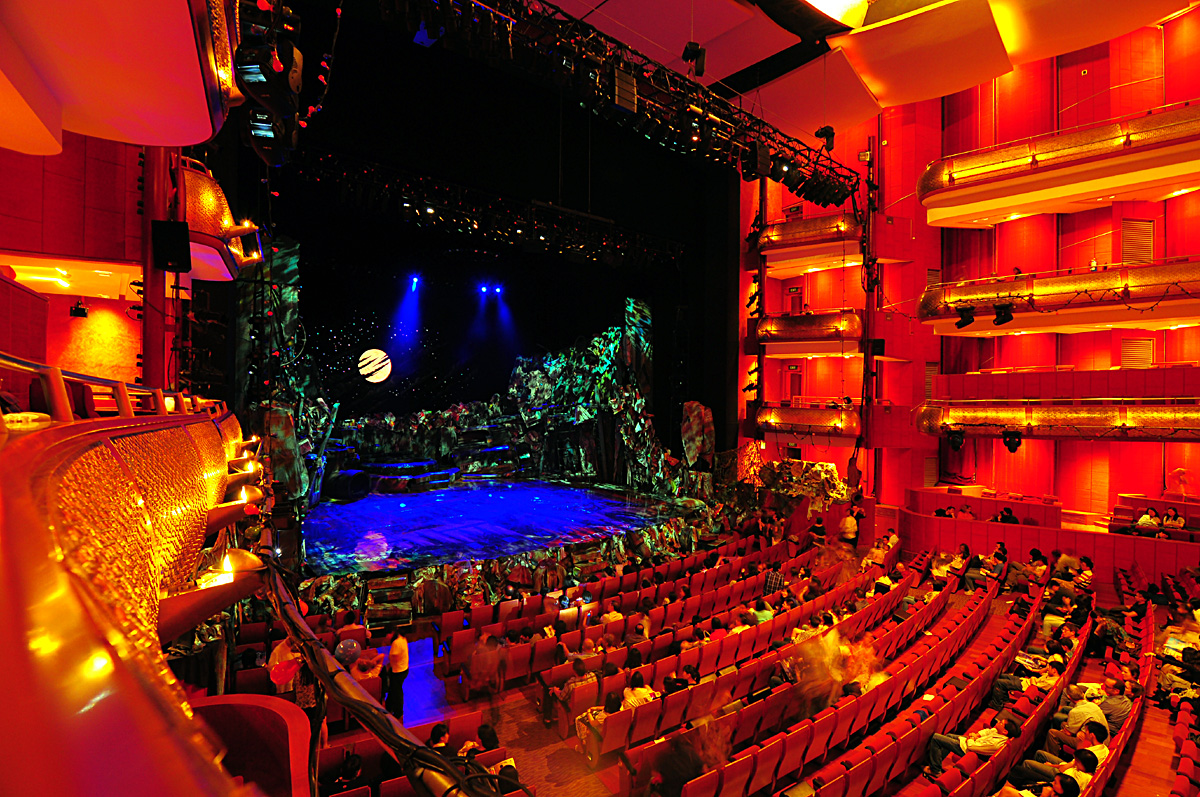 esplanade theatre singapore - photo #5