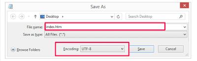 دورة HTML - الدرس 2 : برامج تحرير HTML