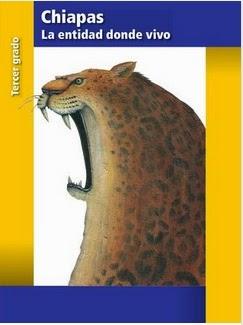 Chiapas La Entidad donde Vivo Libro texto 2014-2015 - PDF