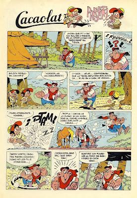 Pit y Pat, (Garibolo nº 23, 1987)