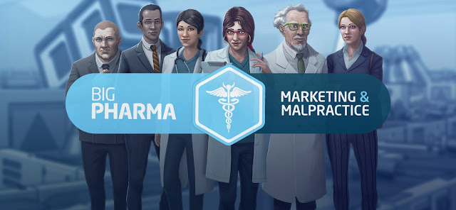 Big Pharma Marketing and Malpractice v2.13.0.14-GOG
