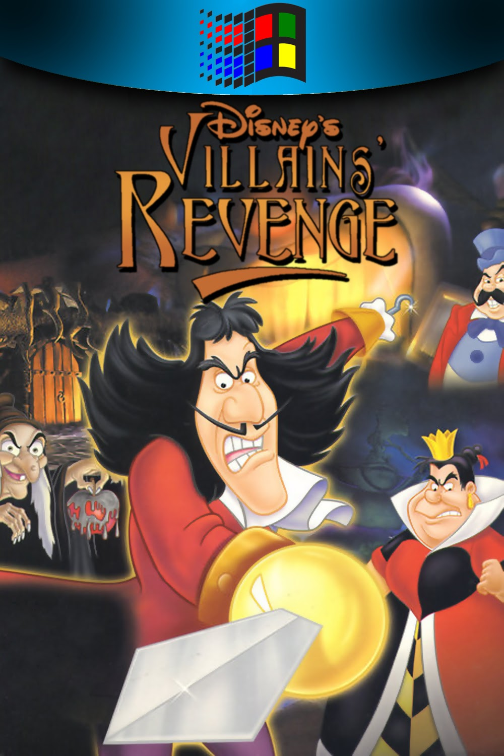 disney villains revenge - HD 1000×1500