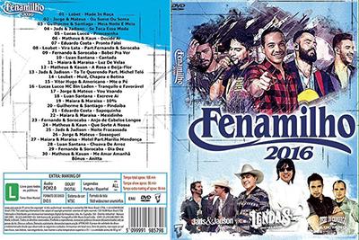 Fenamilho (2016) DVD-R NTSC