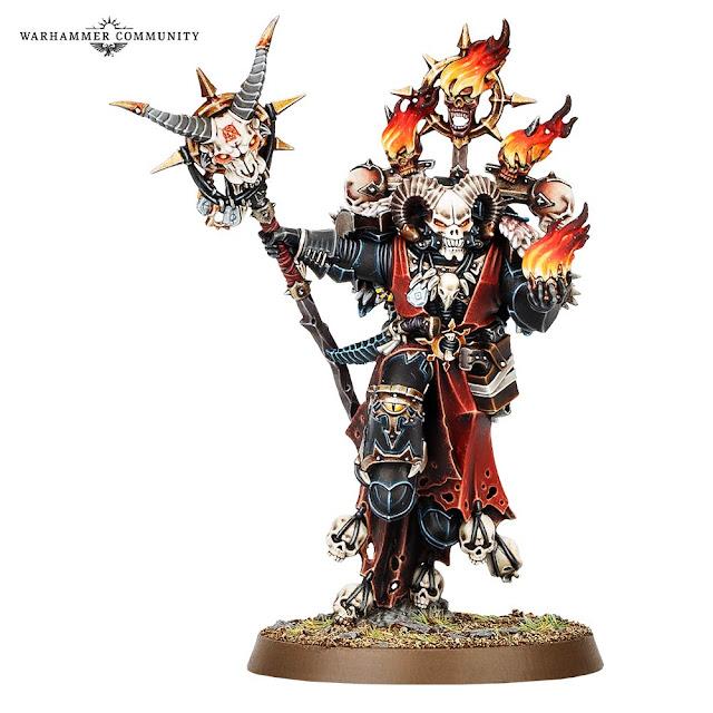 Hechicero Legión Negra
