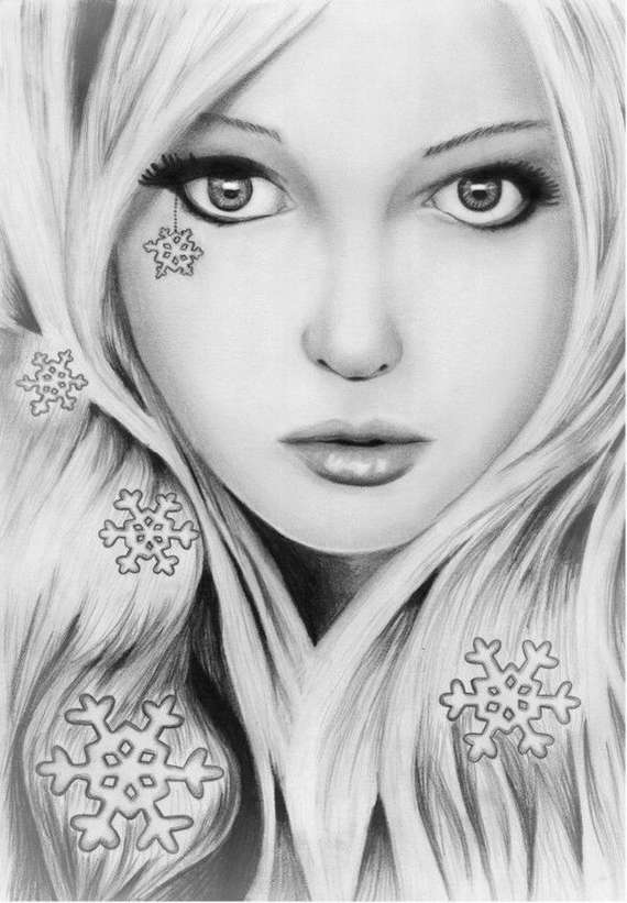 drawings pencil drawing sketches realistic amazing sketch cool woman awesome sketching dibujos lapiz deviantart female human