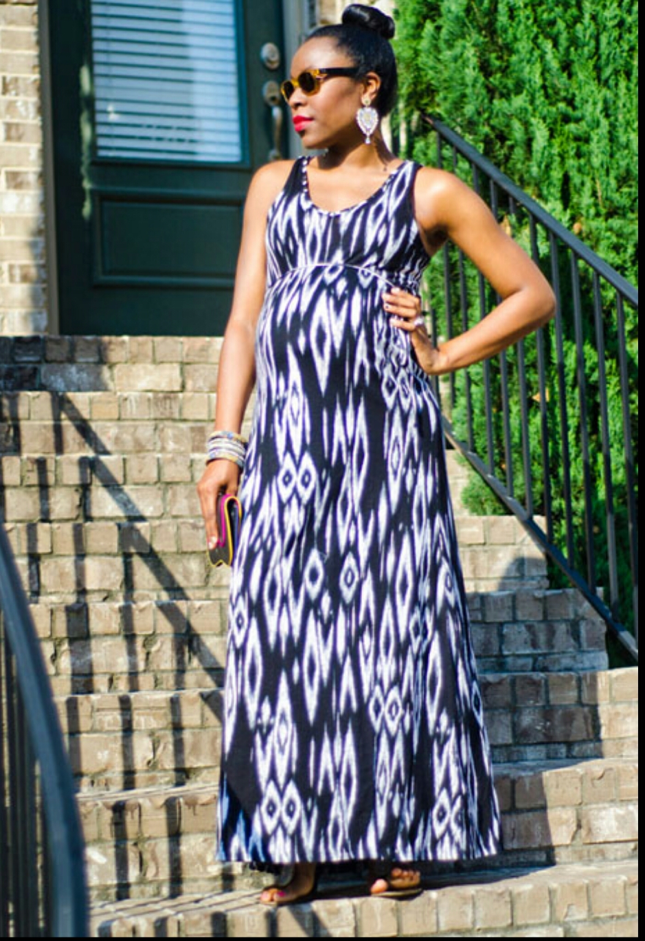 Latest African Ankara Maternity Gowns & Dresses Styles for ...