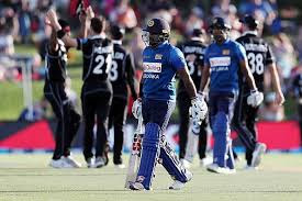 NZ vs SL 3rd ODI highlight