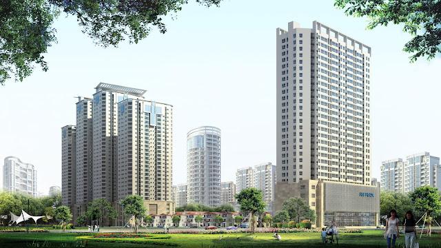 vị trí, số tầng của căn hộ chung cư