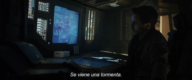 Prometheus (2012) UHD 4K Latino captura 3