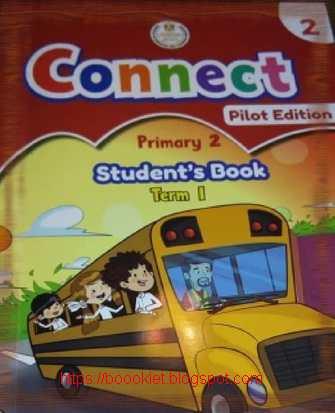كتاب الوزارة لغة انجليزية المنهج الجديد connect 2  للصف الثانى الابتدائى ترم أول 2020