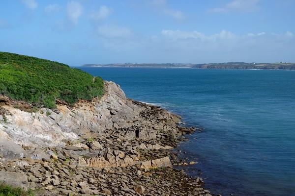 bretagne finistère gr34 le conquet presqu'île kermorvan