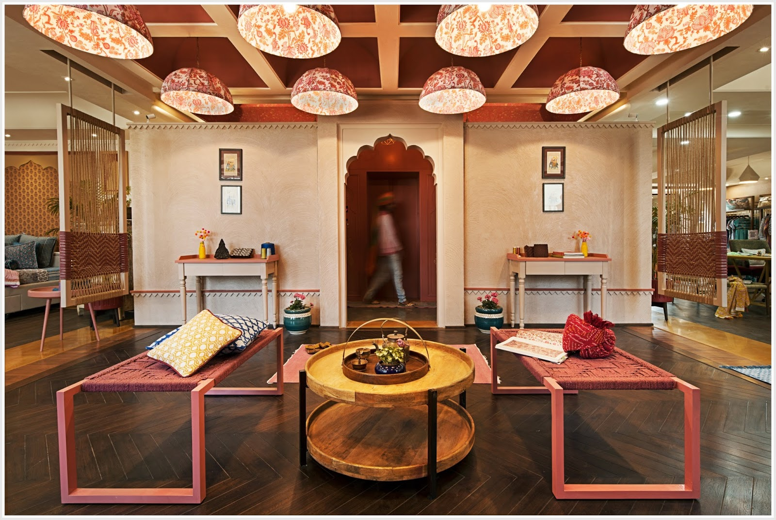 Located On The Third Floor Of Mr. Ankitu0027s Factory, Project Riwaayat Is A  3100 Sq. Ft. Display Space That Encompasses Two Entrance Lobbies, ...