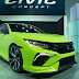 Review Automotive 2016 Honda Civic Concept Makes Surprise Appearance in New York