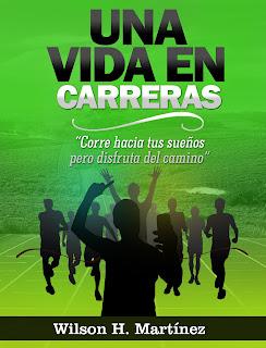 """""""Una Vida en Carreras"""" el libro escrito por Wilson Martínez director de ¡Oh Qué Bola!"""