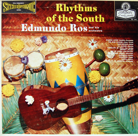 Edmundo Ros & His Orchestra - South Of The Border